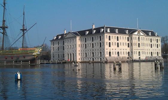 Maritime Museum, Amsterdam